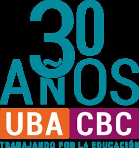 logo CBC 30 años