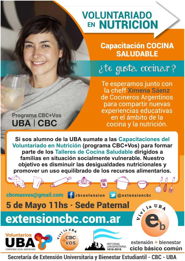 Cocina Saludable 2018