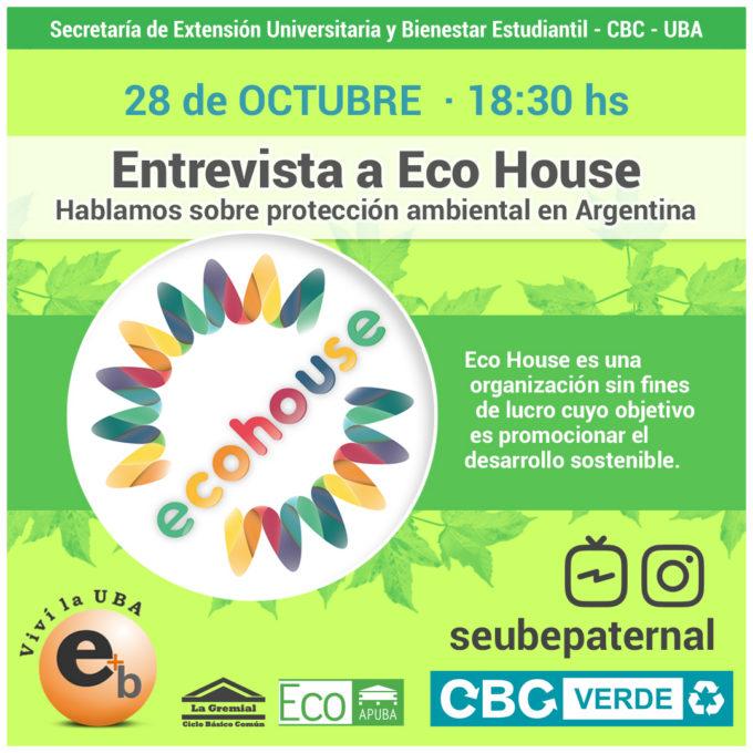 Entrevista a EcoHouse