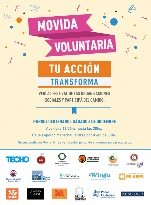 Flyer Día del Voluntario 6-12-2014