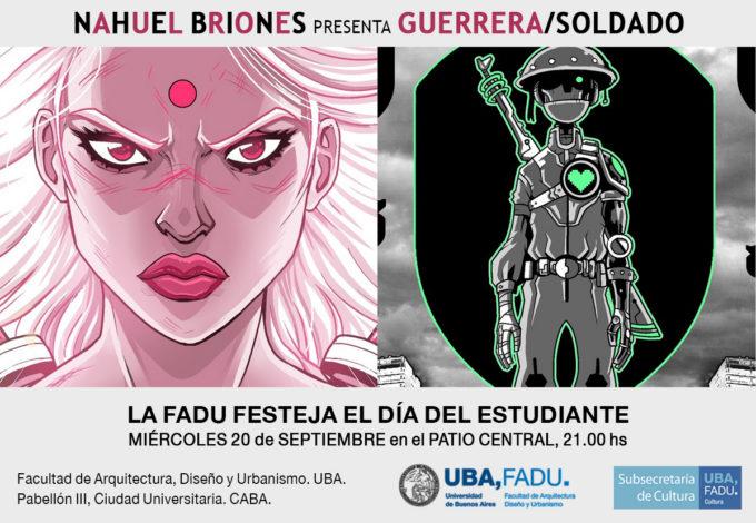 Nahuel Briones FADU