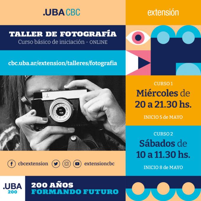Taller de Fotografía 2021