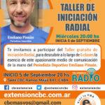 Taller Iniciación en Radio