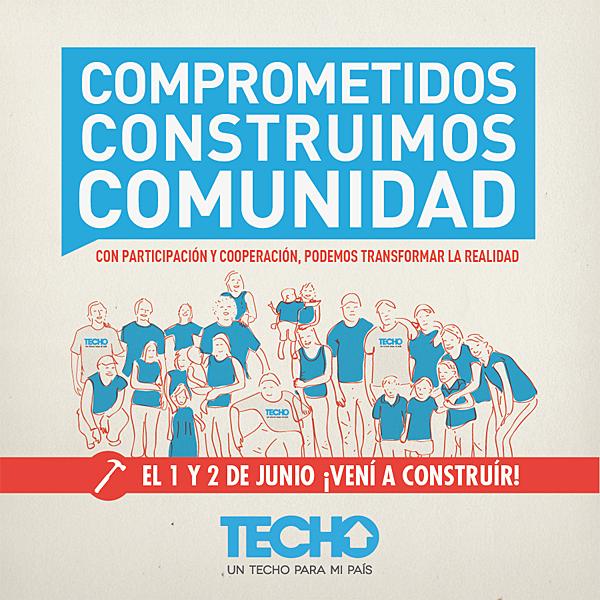 Techo Construimos Comunidad