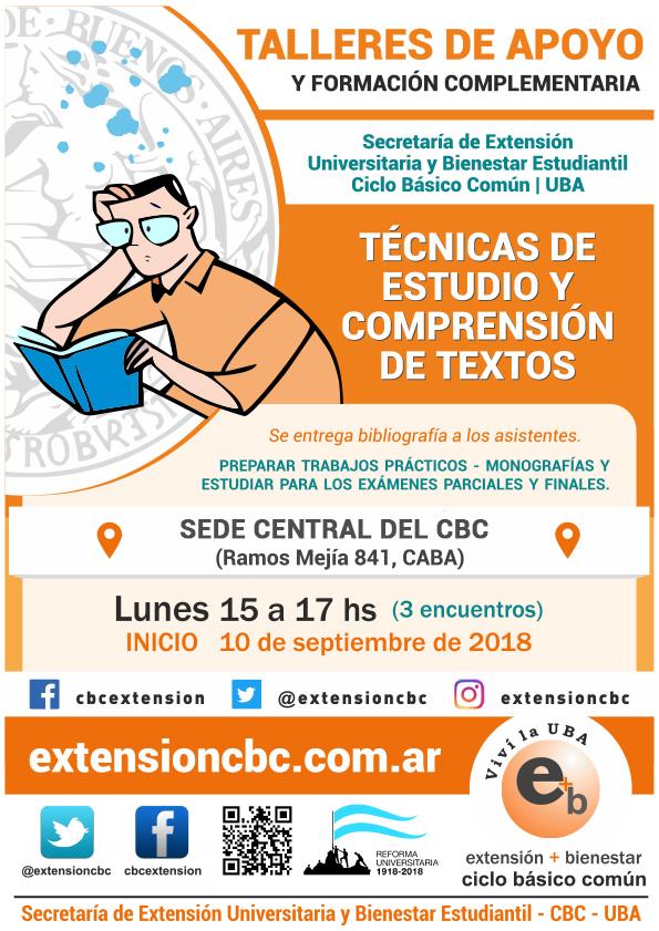 Tecnicas de Estudio sede Ramos Mejía