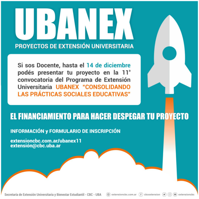 UBANEX 2018