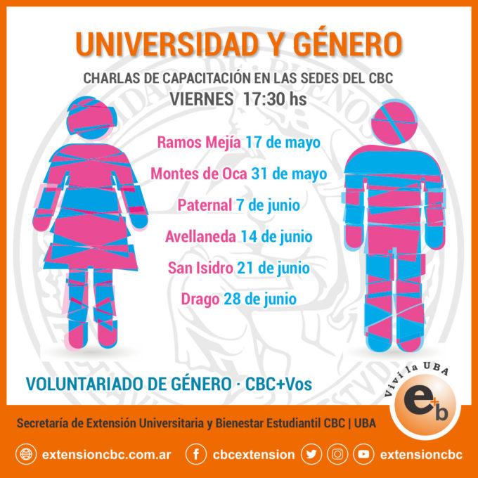 Universidad y Género