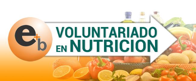 Voluntariado en Nutrición