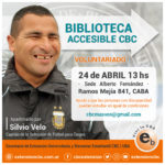 Voluntariado Biblioteca Accesible CBC