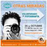 Voluntariado Fotografía