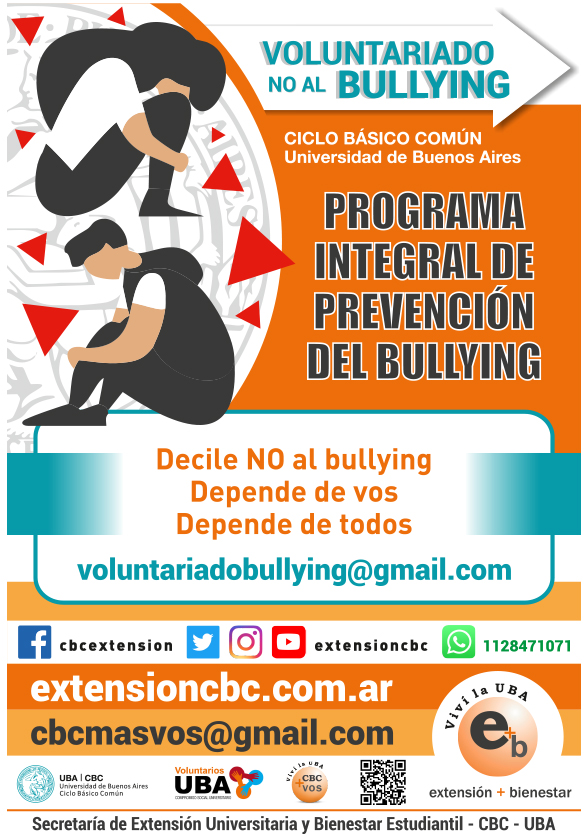 Voluntariado No al Nullying