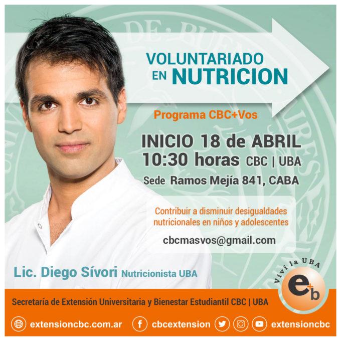 Voluntariado Nutricion 2020