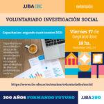 Voluntariado Social 2021