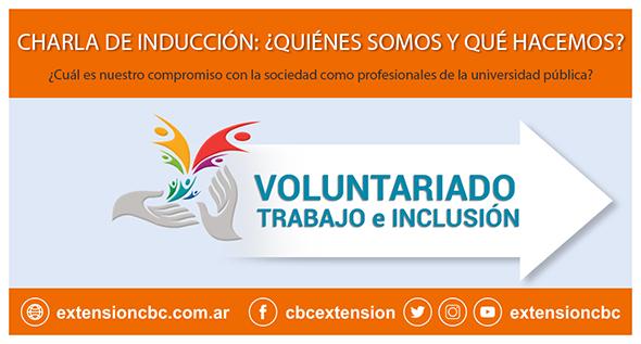 VoluntariadoTrabajo e Inclusión