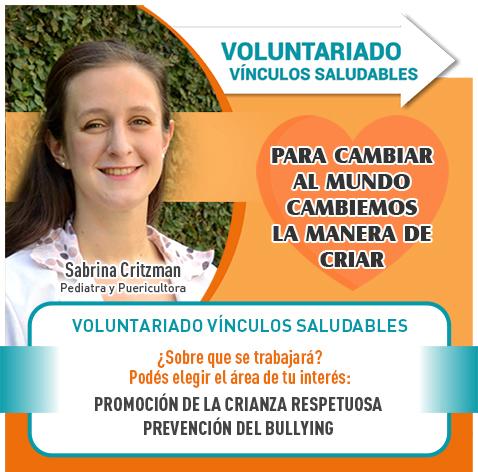 Voluntariado Vinculos Saludables