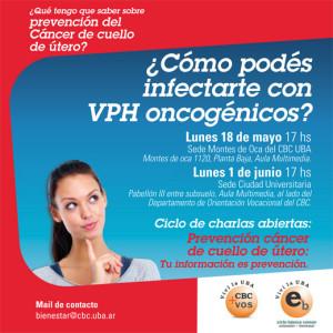 Prevención VPH oncogénico