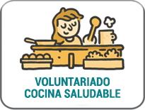 Voluntariado Cocina Saludable