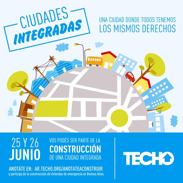 construcción TECHO