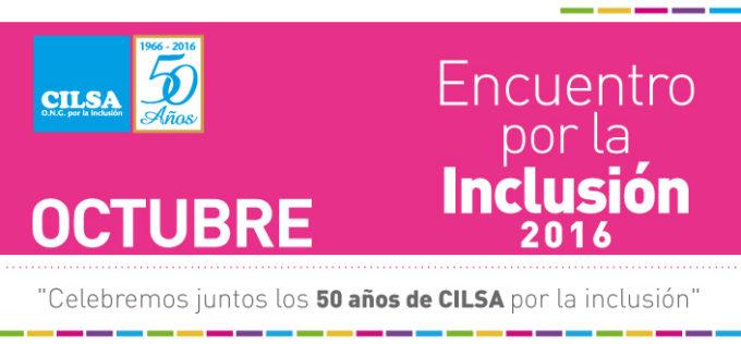 Encuentro por la inclusion 2016
