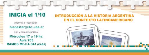 Introducción a la Historia Argentina