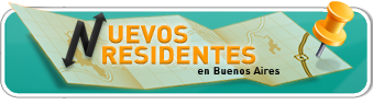 Nuevos Residentes en Buenos Aires