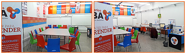 oficina Voluntarios UBA