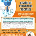 Diseño de Proyecto Sociales 2018
