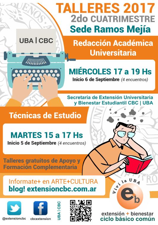 Redacción Académica y Técnicas de Estudio Ramos