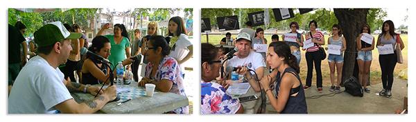fotos Voluntariado Radio